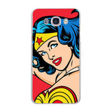 WONDER WOMAN INSPIRED PHONE CASE COVER FOR SAMSUNG GALAXY J SERIES