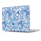 Ethnic Pattern Clear Crystal Case for MacBook Air