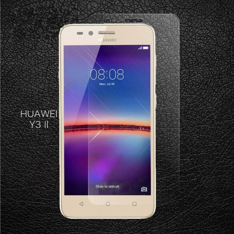 Huawei Y3 II Screen Protector Tempered Glass Anti-scratch