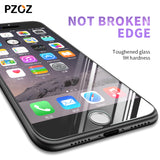 Glass tempered cover prime screen protector for iphone7/7 plus