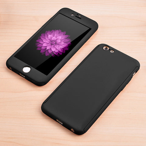 Full protective case for Apple iPhone 6s/6s Plus back cover cases