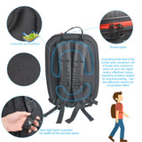 Waterproof Turtle Shell Drone Backpack for DJI Phantom 3 Professional Advanced