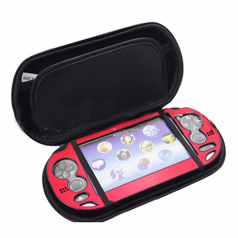 Black Hard Carry Case for PSP Vita 1000, 2000