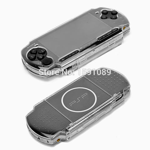 Crystal Clear Protective Hard Case for Sony PSP 2000/ 3000