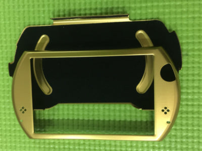 Gold Colored Aluminum Protective Case Cover for Sony PSP Go