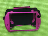 Rose Red  Colored Aluminum Protective Case Cover for Sony PSP Go