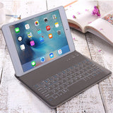 Leather Wireless Bluetooth Keyboard For iPad units