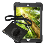 Shockproof Silicone Pirate Tablet Case For iPad 9.7""