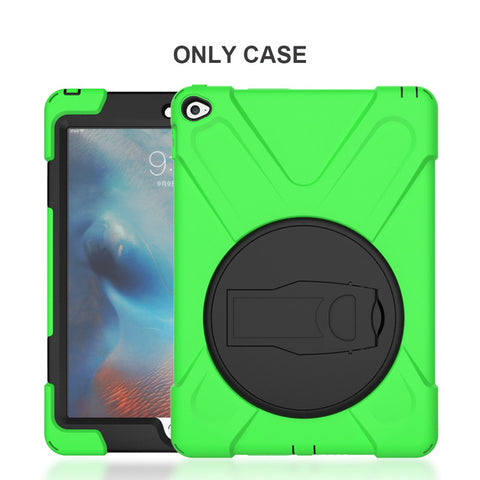 Shockproof Silicone Pirate Tablet Case For iPad Air 2