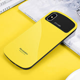 360° Full Protection Frosted Silicone Cover Case for iPhone X/ 8/ 8 Plus/ 7/ 7 Plus