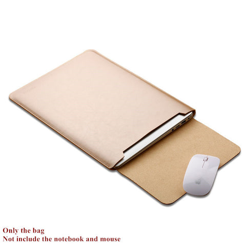 "Microfiber Laptop Sleeve Cover Pouch for Xiaomi/ MacBook Air 12.5/ 13.3/ Pro 15.6"" inch"