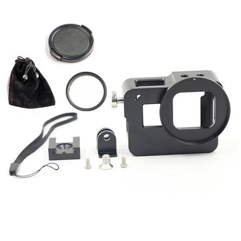 Aluminum Camera Mount Frame with Accessories for GoPro Hero5/ Hero 6