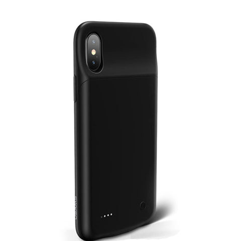 Portable Battery Charging Cover Case for iPhone X (3200 mAh)