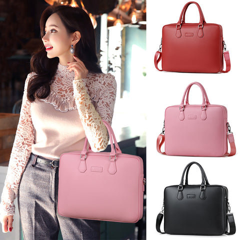 "Classy Handbag Design Laptop Case for Universal Laptop/ MacBook Air 14/ 15/ 15.6/ Pro 14.1""inch"