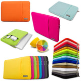 "Universal Laptop Sleeve with Carry Pouch for 11/13/ 14/ 15/ 15.4/ 15.6/ 16"" inch Laptop"
