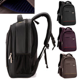 "Waterproof Nylon Backpack Case for 15/ 15.6"" inch laptop"
