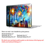 Nature Inspired Oil Painting Cover Case for MacBook Air 11/ 13/ 15/ Pro 15