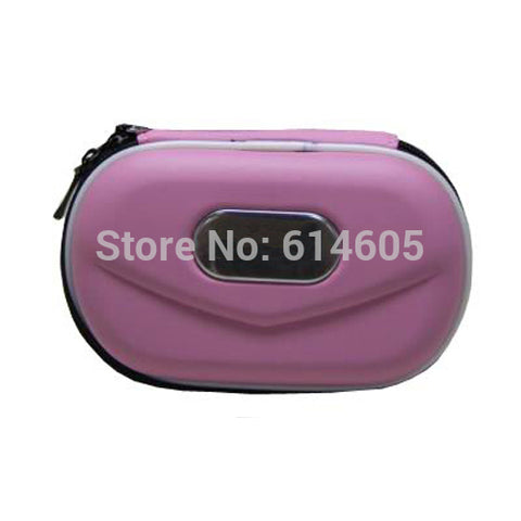 Pink Aero Protective Hard Cover Case Pouch for PSP GO