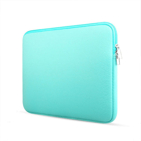 "BinFul Neoprene laptop notebook case Women Men sleeve Computer Pocket 11""12""13""15""15.6"" for Macbook Pro Air"