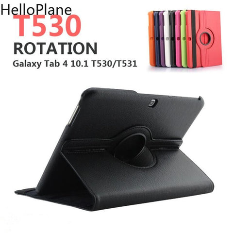 Helloplanet Tablet Case For Samsung Galaxy Tab 4 T530 T531 T535 T533