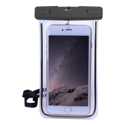 SHUOHU Universal Cover Waterproof Phone Case For iPhone 7 6S , For Samsung Galaxy S8, Huawei and Xiaomi