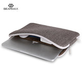 Wool Felt Shockproof MacBook Laptop Sleeve Case for MacBook Air 13 and Pro 15