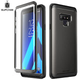 Full-body Protective Dual Layer Armor Marble Case For Samsung Galaxy Note 9