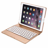 GrassRoot Wireless Bluetooth Aluminum Keyboard Case For IPAD 2/3/4  A1376 A1395 A1397 A1458 A1459