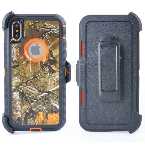 Luxury Heavy Duty Protection Phone Case For iPhone
