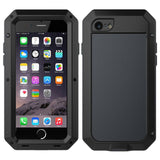 Luxury Shockproof Doom Armor Waterproof Phone Cases