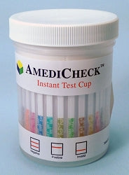 Twelve Panel AmediCheck Cup (CLIA Waived)