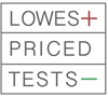 Lowest Priced Tests