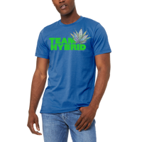 Funny Boutique T Shirt by Weed Apparel.  Show the weed you love Team Hybrid. Support your team with this shirt and blaze up on a great Hybrid weed.