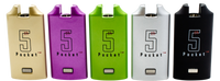 5th Pocket 400mAh VV Preheat Thick CBD or hash Oil Cartridge Battery
