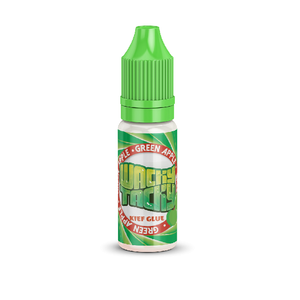 Green apple flavored wacky tacky. A hygienic way to glue your blunts and joints.