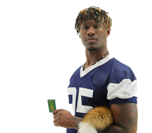 David Irving Dallas Cowboys Cannabis Passport. Hemp Rolling papers with crutchs.