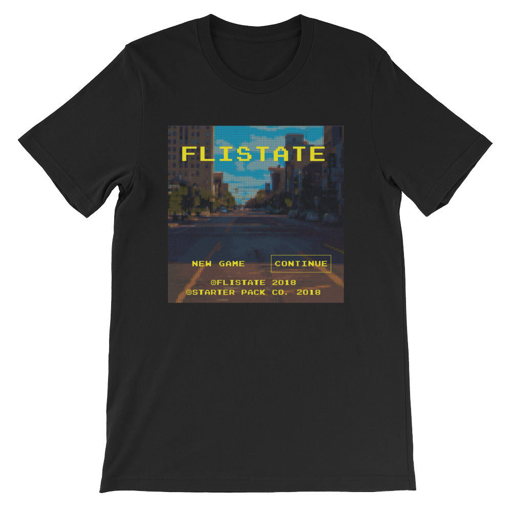 Flistate Video Game T-Shirt