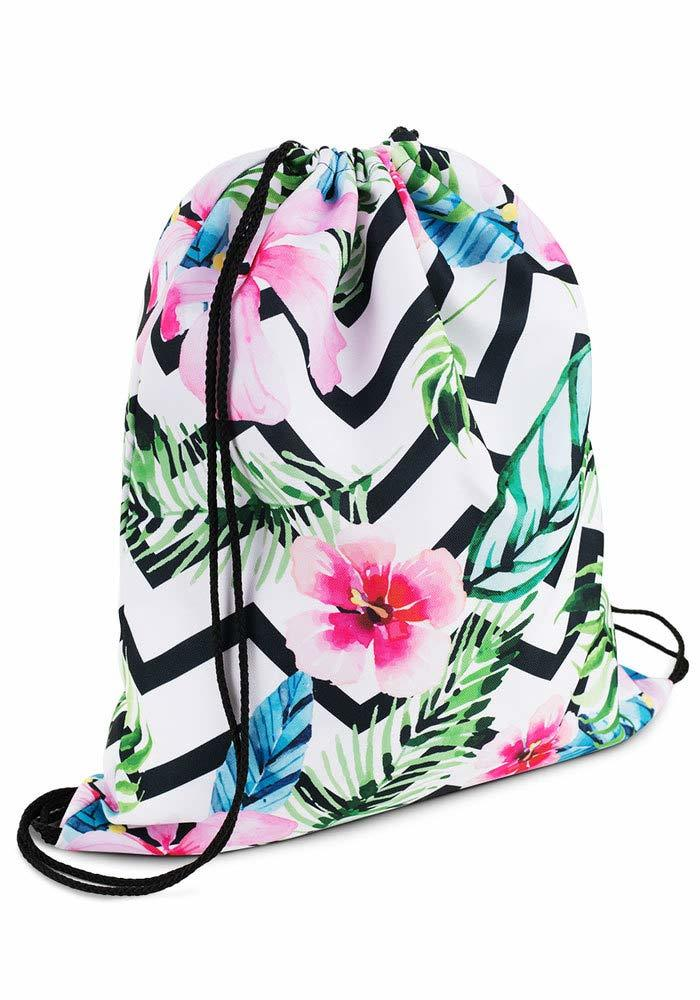 CUSTOM All-Over Print Drawstring Bag