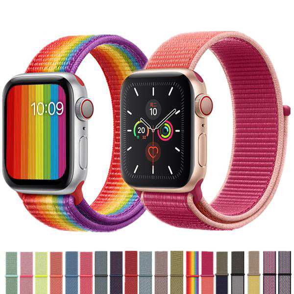 Premium Sport Loop Apple Watch Band for ALL Models 38mm/40mm & 42mm/44mm - Superior Digital Outlet