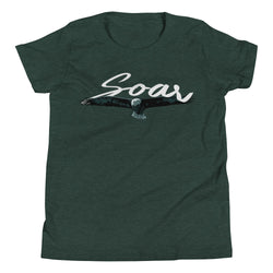 Soar - Youth T-Shirt - JaCiana Clothing Co. - Superior Digital Outlet Mall