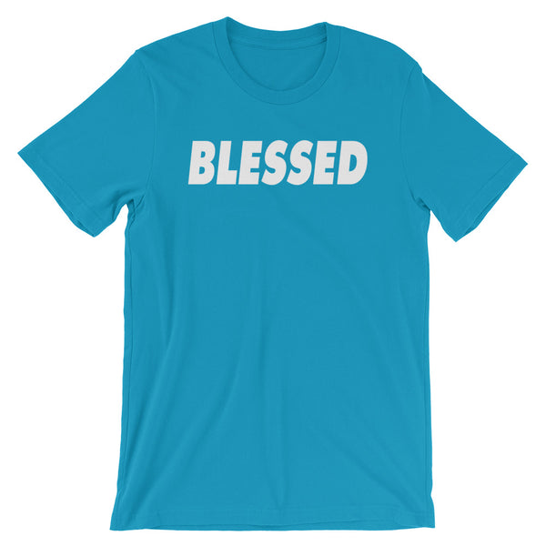 BLESSED T-Shirt - JaCiana Clothing Co.