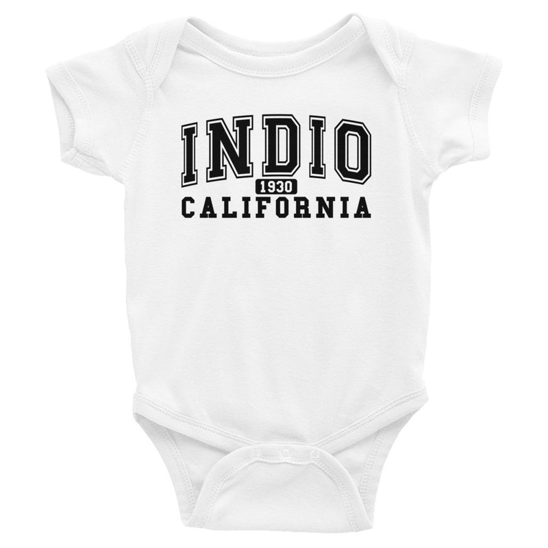 Indio CA 1930 - Infant Onesie - Superior Digital Outlet Mall