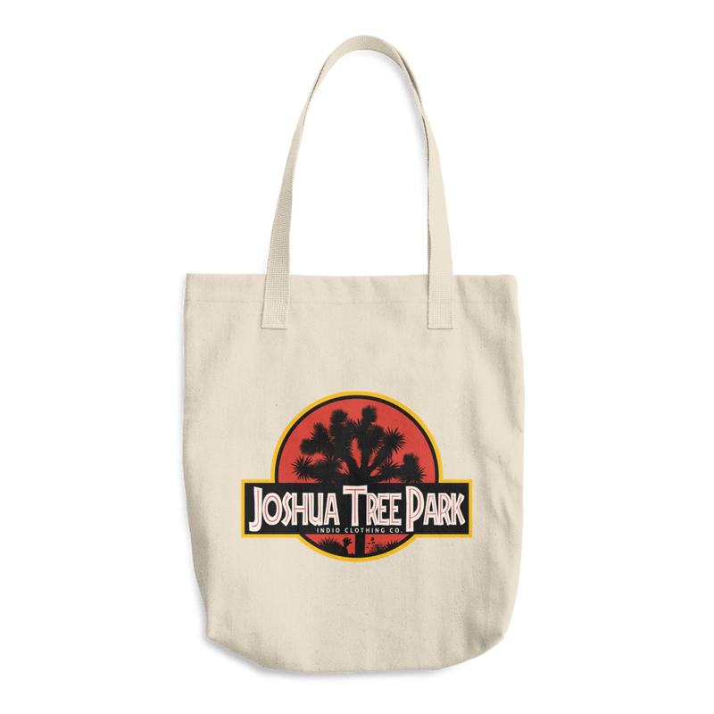 Joshua Tree Park - Heavy-Duty Tote Bag