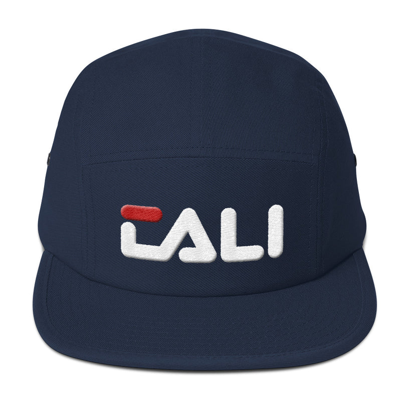 CALI Classic Five Panel Cap - Indio Clothing Co.