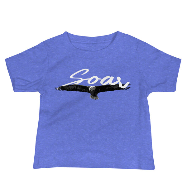 Soar - Baby Jersey T-Shirt - JaCiana Clothing Co. - Superior Digital Outlet Mall