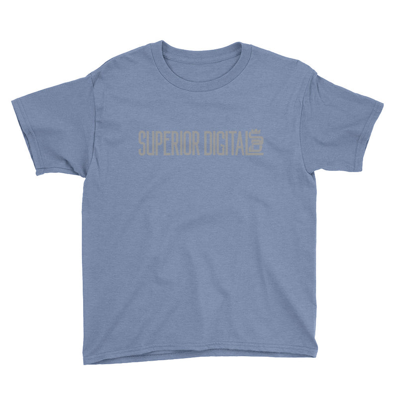 Superior Digital Youth T-Shirt - 8 Colors - Superior Digital Outlet Mall