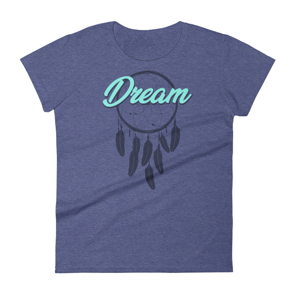Dream Catcher - Women's Fitted T-Shirt - JaCiana Clothing Co. - Superior Digital Outlet Mall
