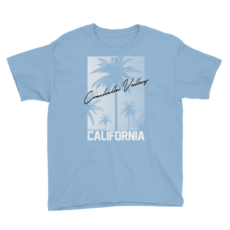 Coachella Valley - Cotton T-Shirt - Youth - Superior Digital Outlet Mall