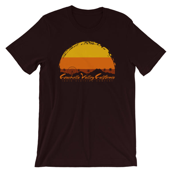 Coachella Valley, CA - Short-Sleeve Unisex T-Shirt