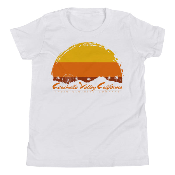 Coachella Valley, CA - Youth Short Sleeve T-Shirt - Superior Digital Outlet Mall